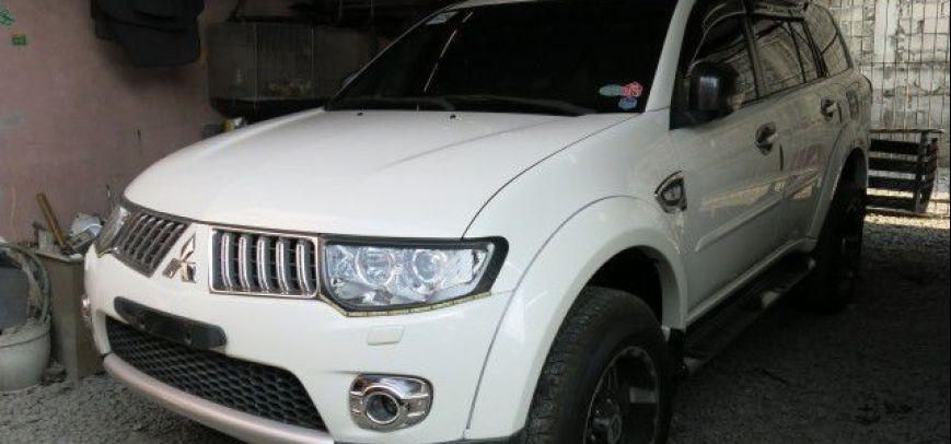 Mitsubishi Montero 2010 - 7
