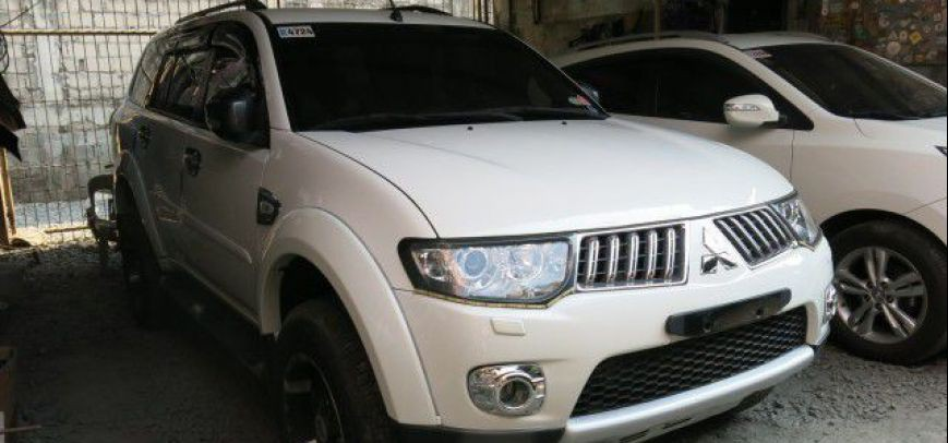 Mitsubishi Montero 2010 - 8