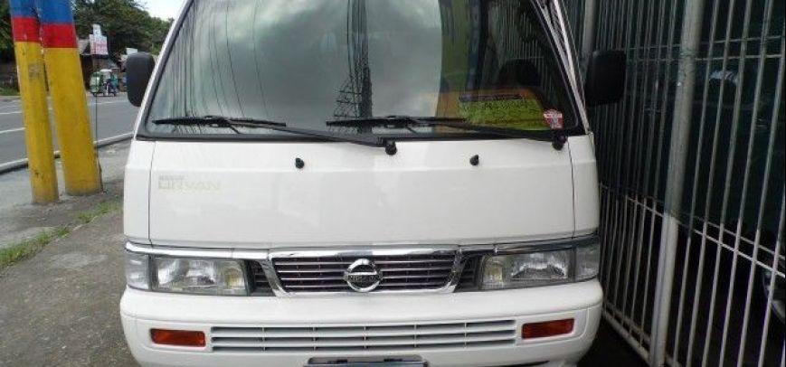 Nissan Urvan 2011 - 9