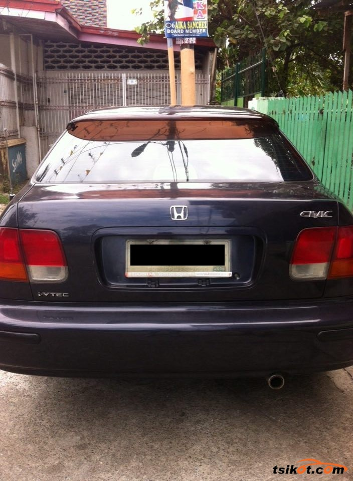 Honda Civic 1997 - 4