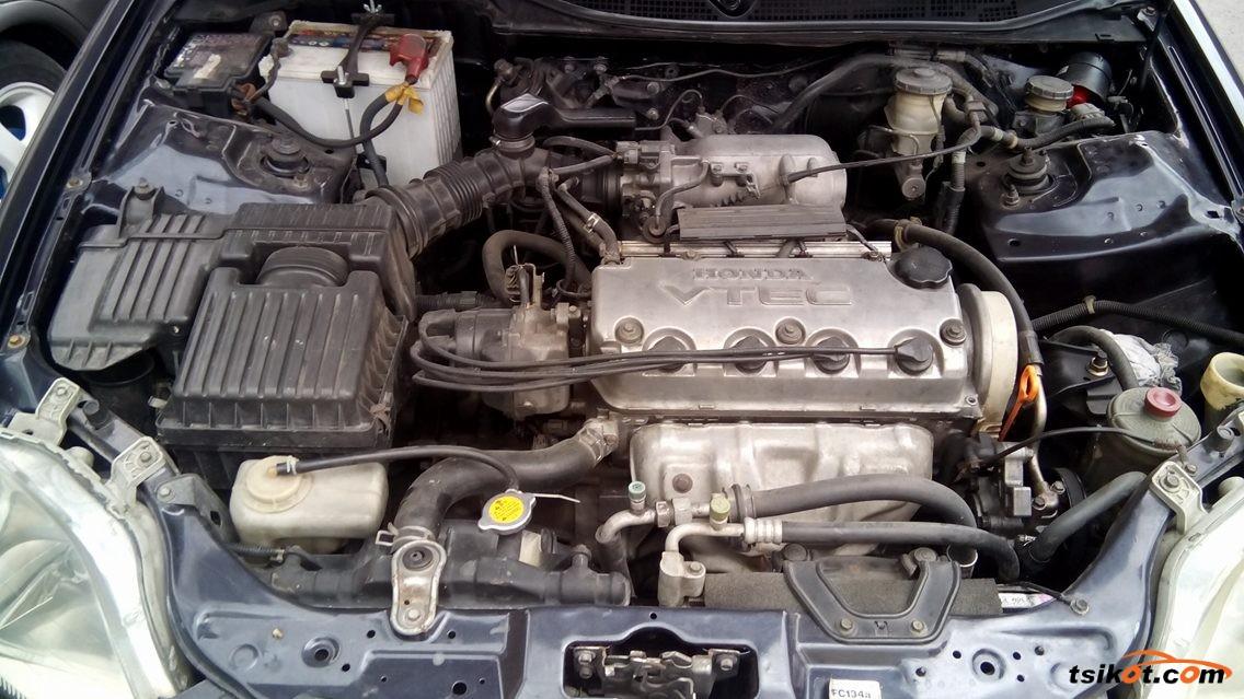Honda Civic 1997 - 7