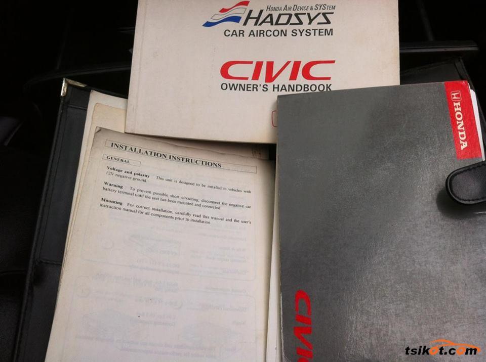 Honda Civic 1997 - 8