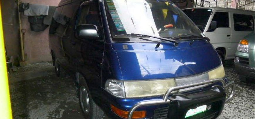 Toyota Lite Ace 1995 - 7