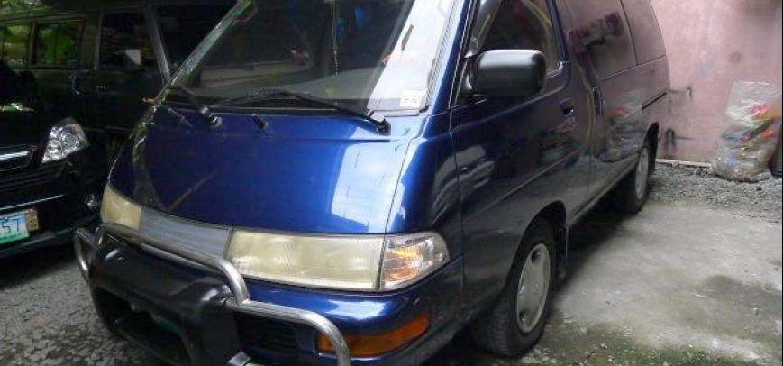 Toyota Lite Ace 1995 - 8