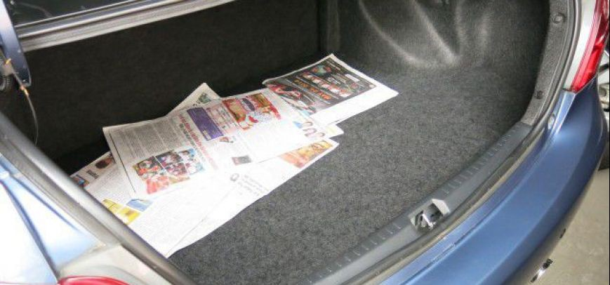 Toyota Vios 2007 - 9