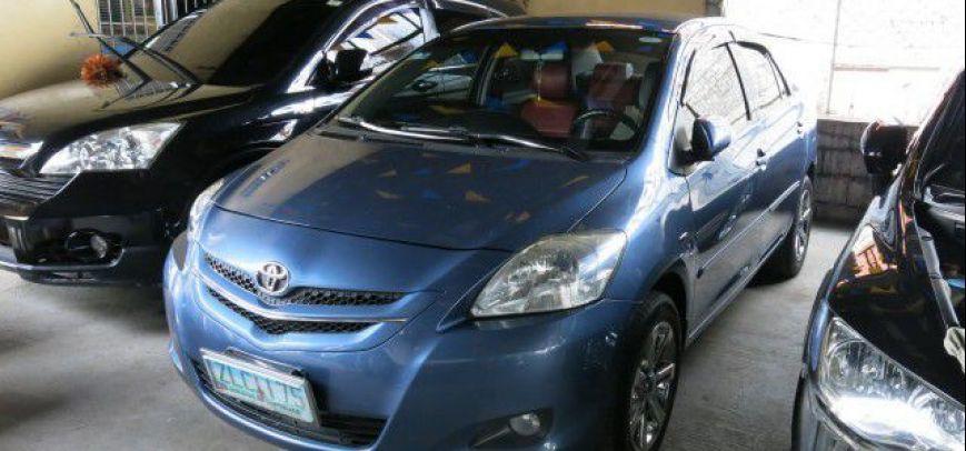 Toyota Vios 2007 - 10