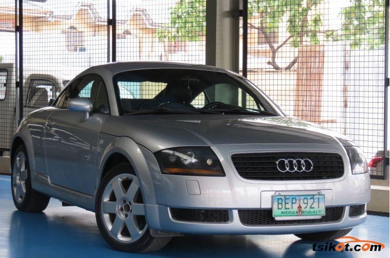 Audi Tt 2000 - 1