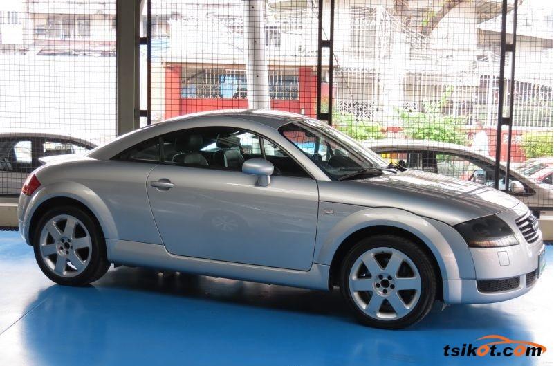 Audi Tt 2000 - 2