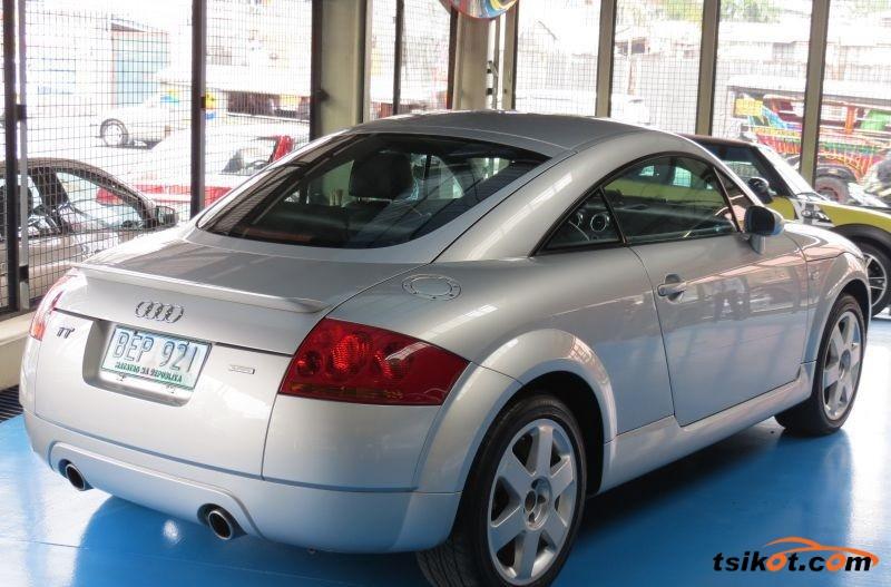 Audi Tt 2000 - 3