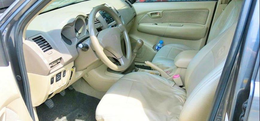 Toyota Hilux 2007 - 11