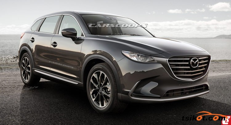 Mazda Cx-09 2016 - 3