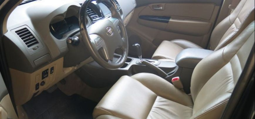 Toyota Fortuner 2012 - 12