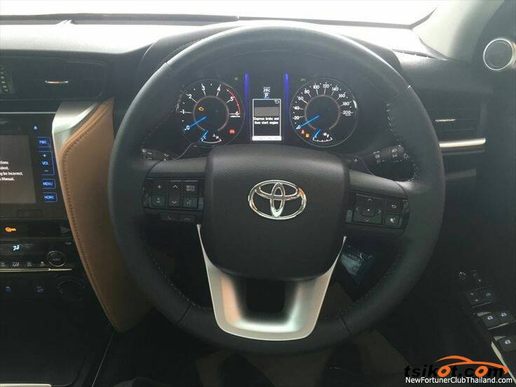 Toyota Fortuner 2016 - 6