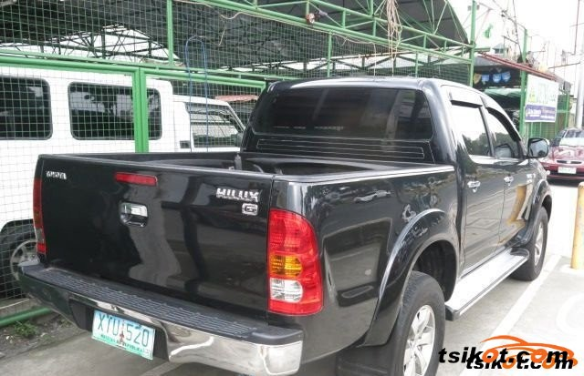 Toyota Hilux 2005 - 4