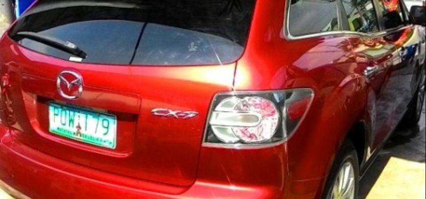 Mazda Cx-7 2011 - 4