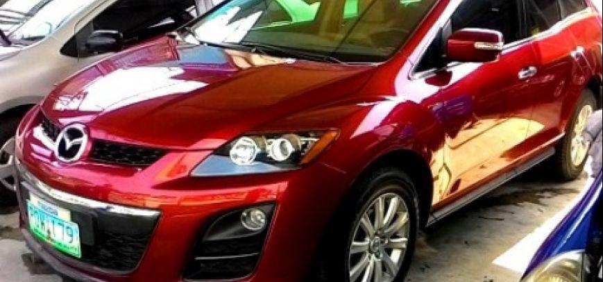 Mazda Cx-7 2011 - 7