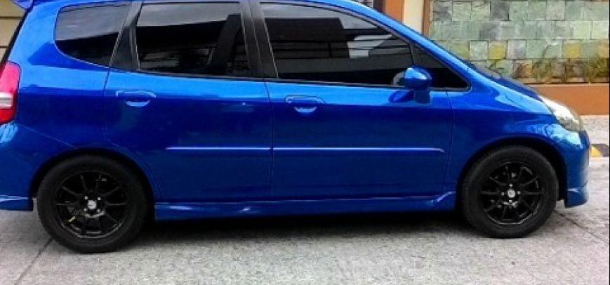 Honda Jazz 2005 - 12