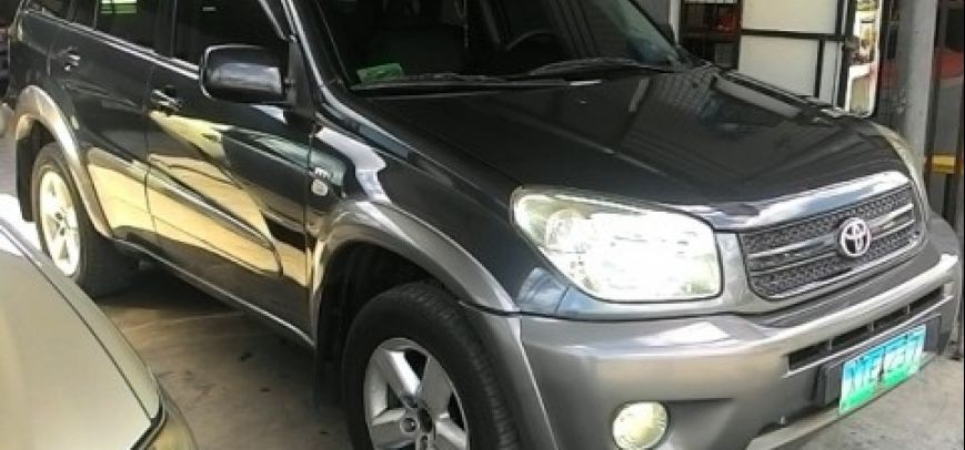 Toyota Rav4 2005 - 6