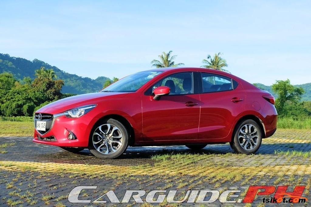 Mazda Mazda2 2016 - 1