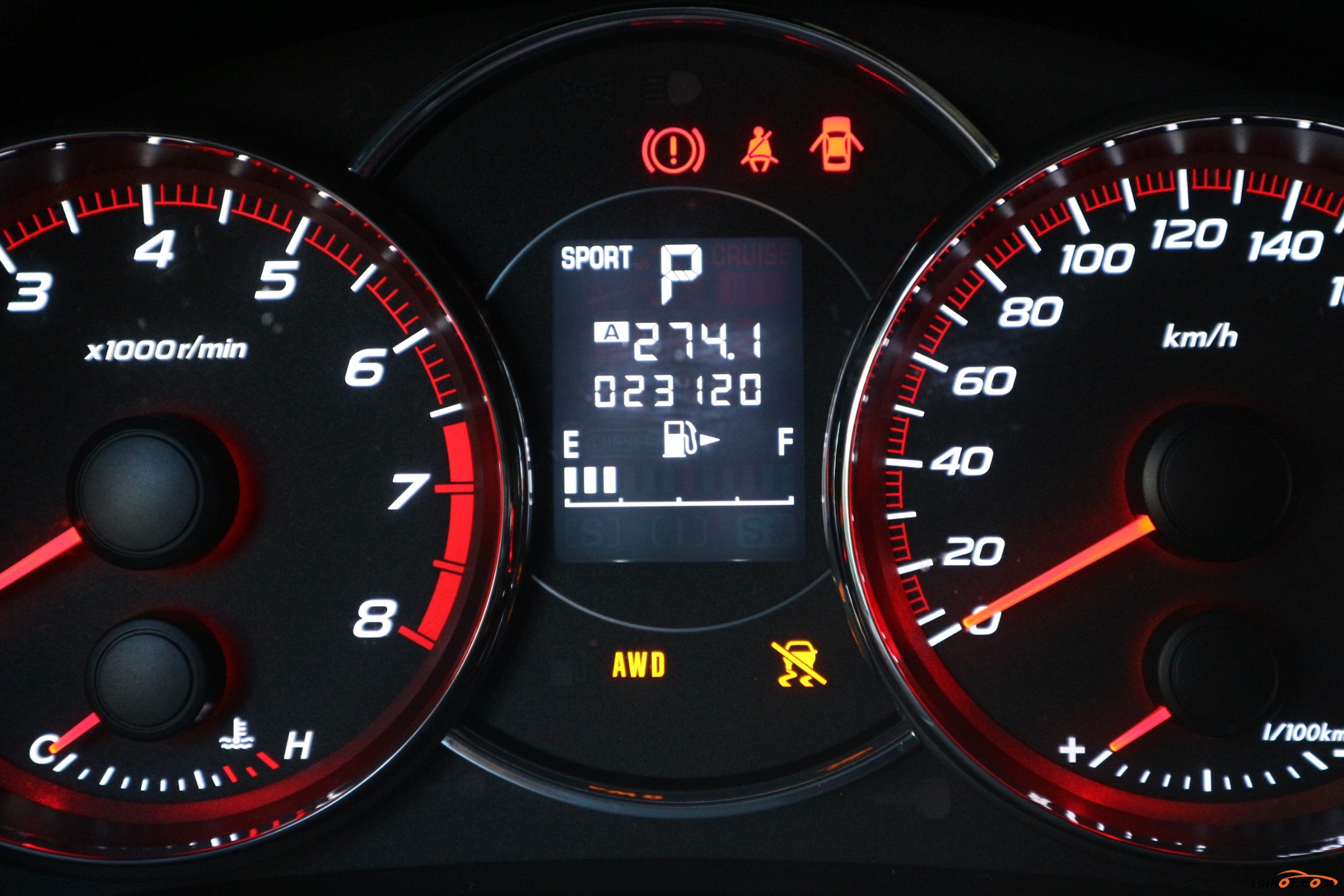 Subaru Forester 2012 - 7