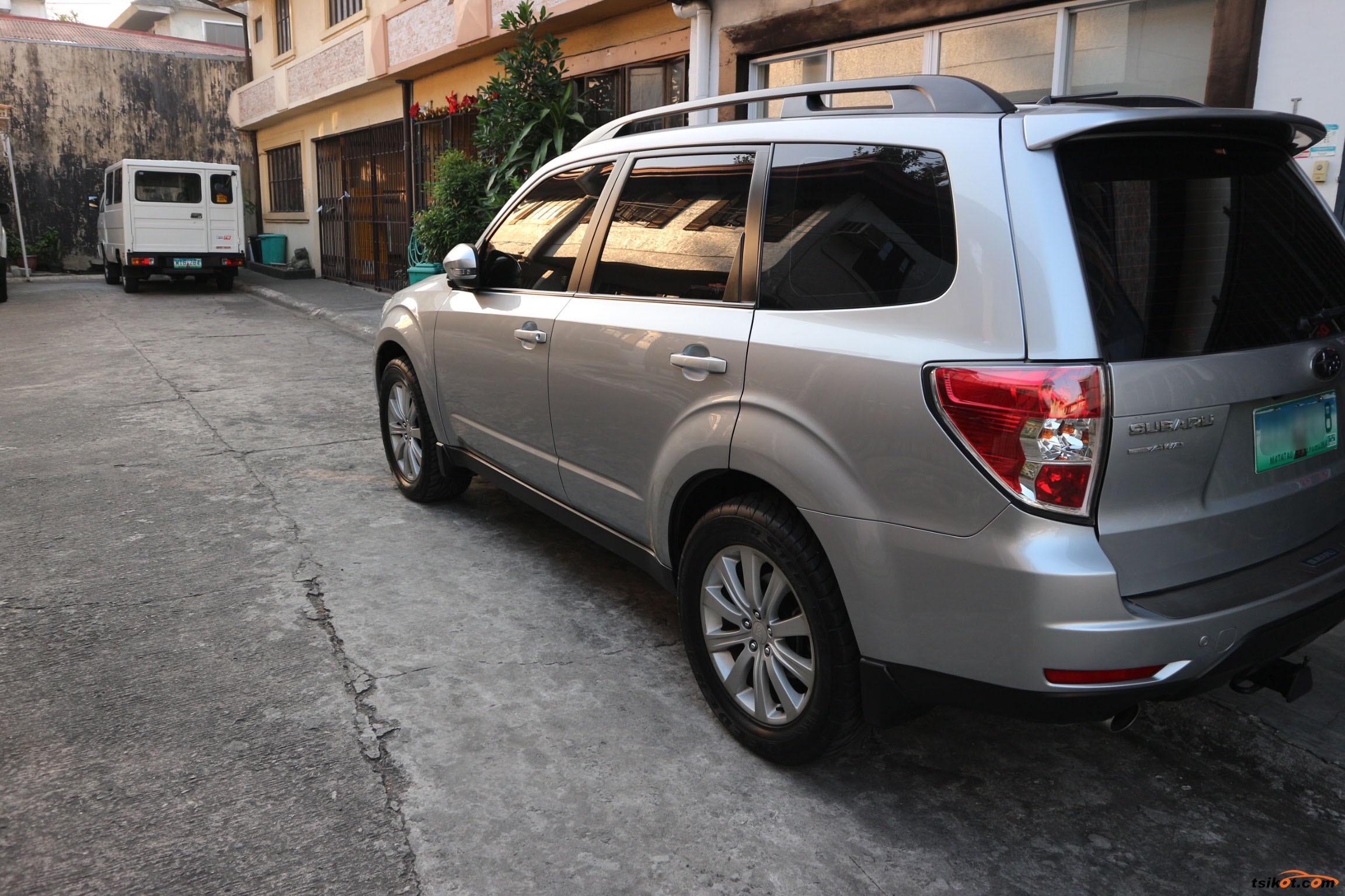 Subaru Forester 2012 - 9