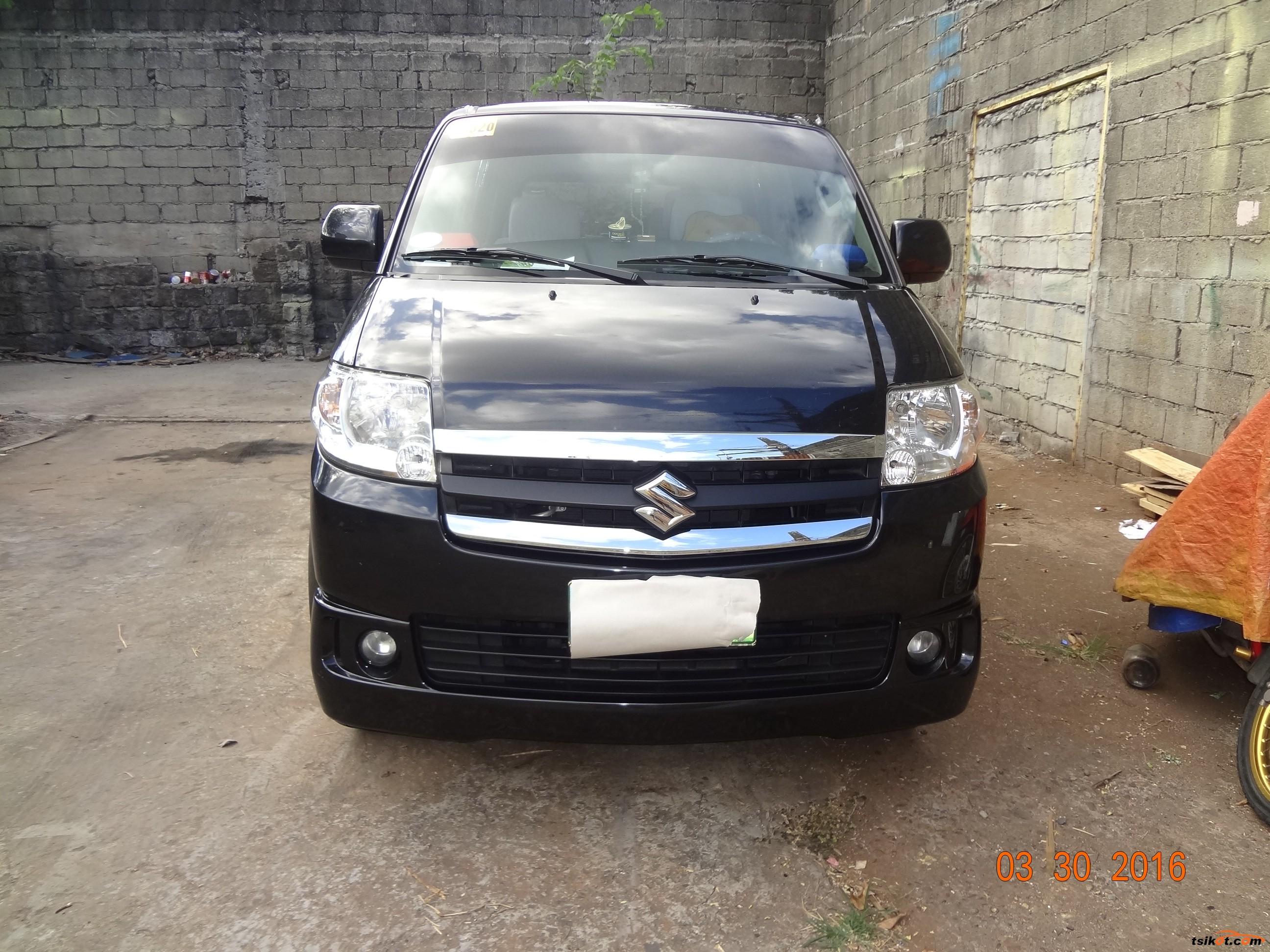 Suzuki Apv 2014 - 1