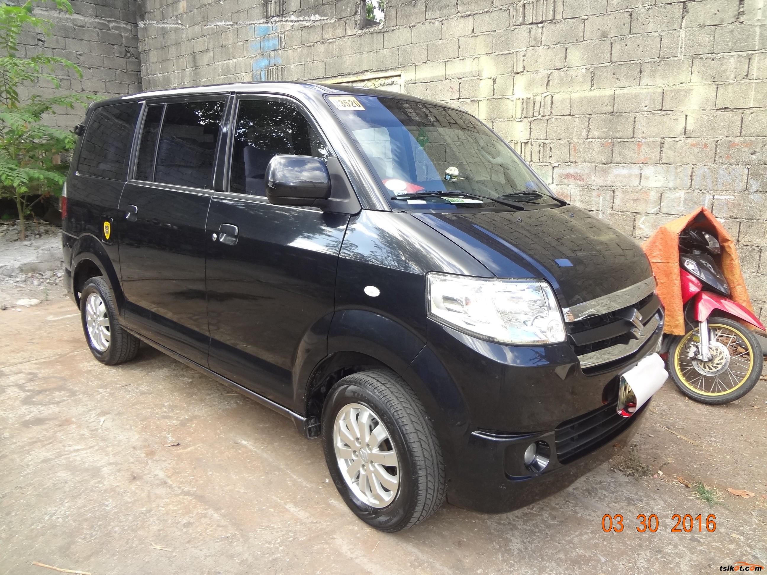 Suzuki Apv 2014 Car For Sale Metro Manila