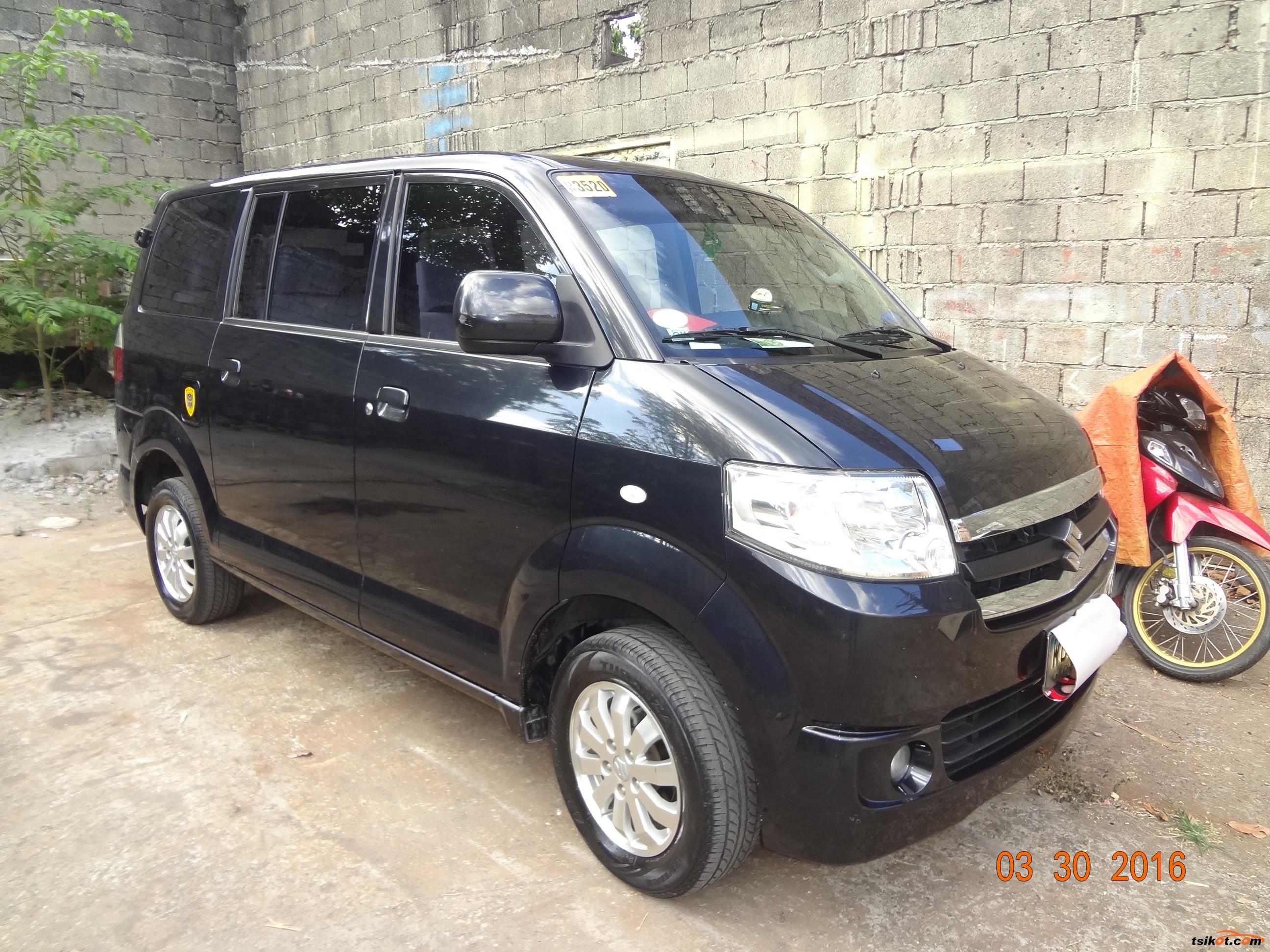 Suzuki Apv 2014 - 10