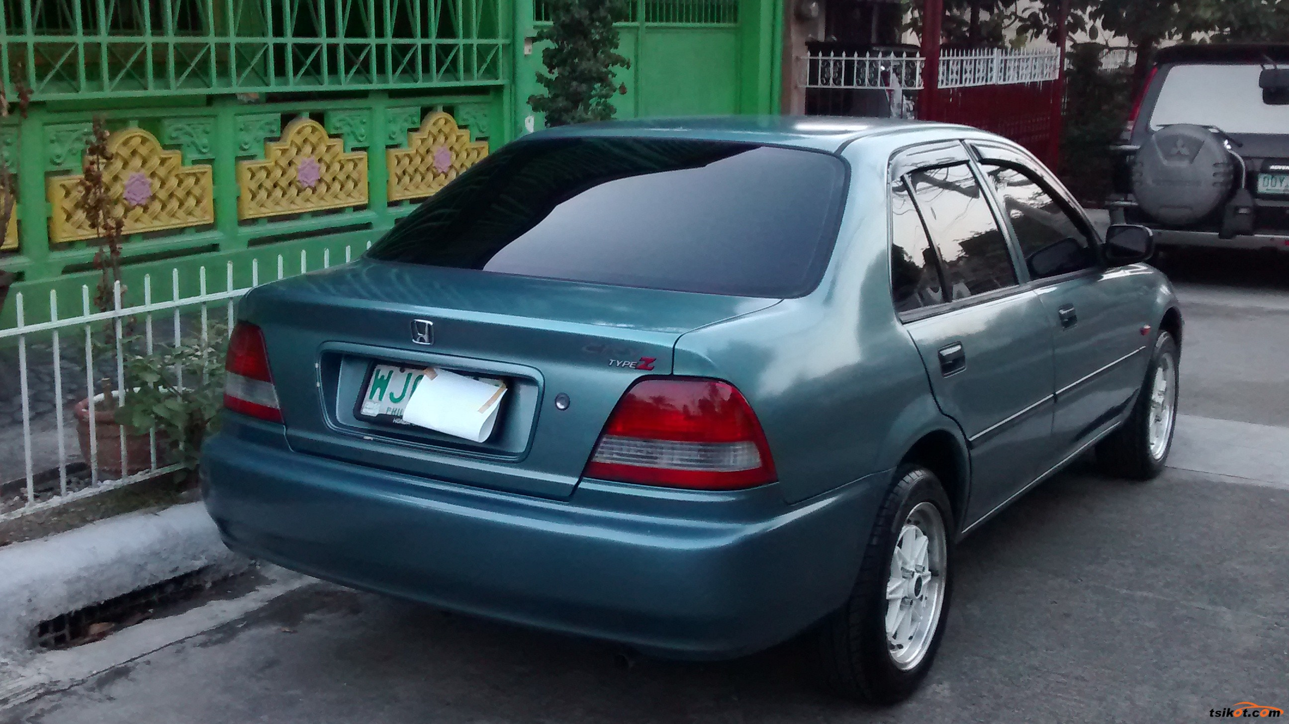 Honda City 2001 Car For Sale Metro Manila