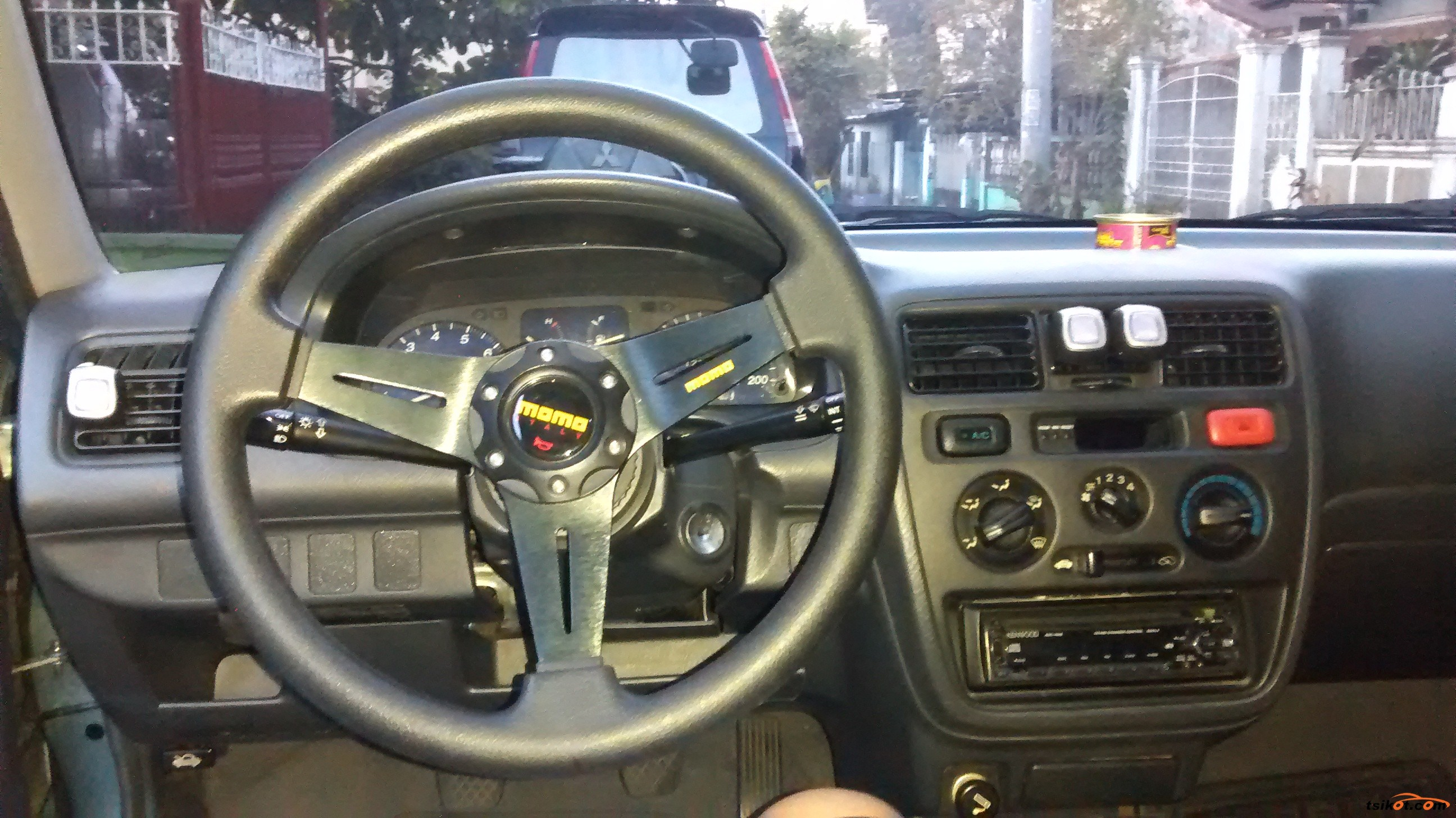 Honda City 2001 - 7