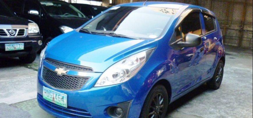 Chevrolet Spark 2012 - 7