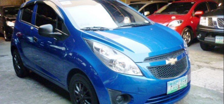 Chevrolet Spark 2012 - 8