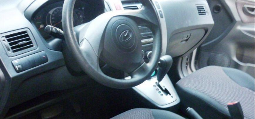 Hyundai Tucson 2007 - 11