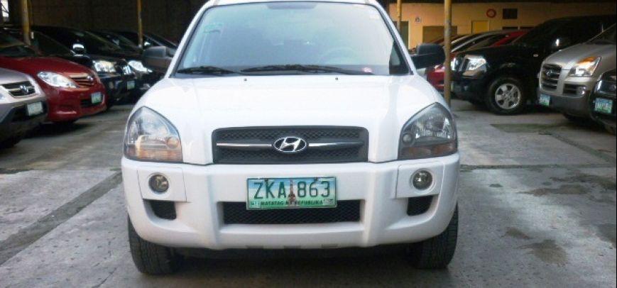 Hyundai Tucson 2007 - 8