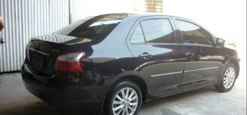 Toyota Vios 2011 - 11
