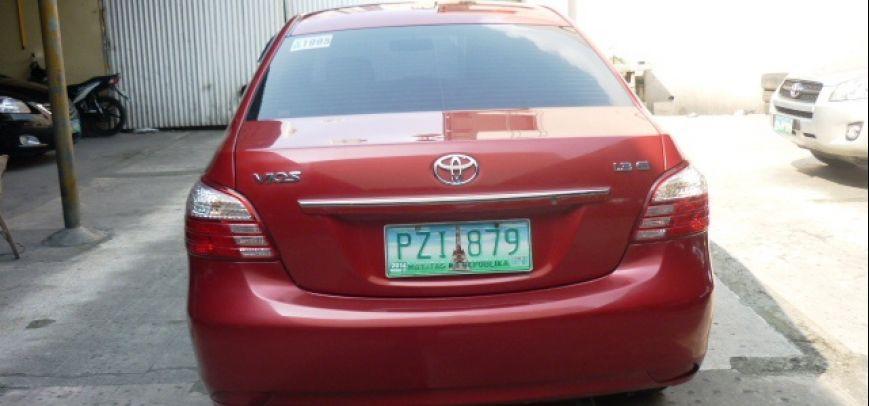 Toyota Vios 2010 - 10