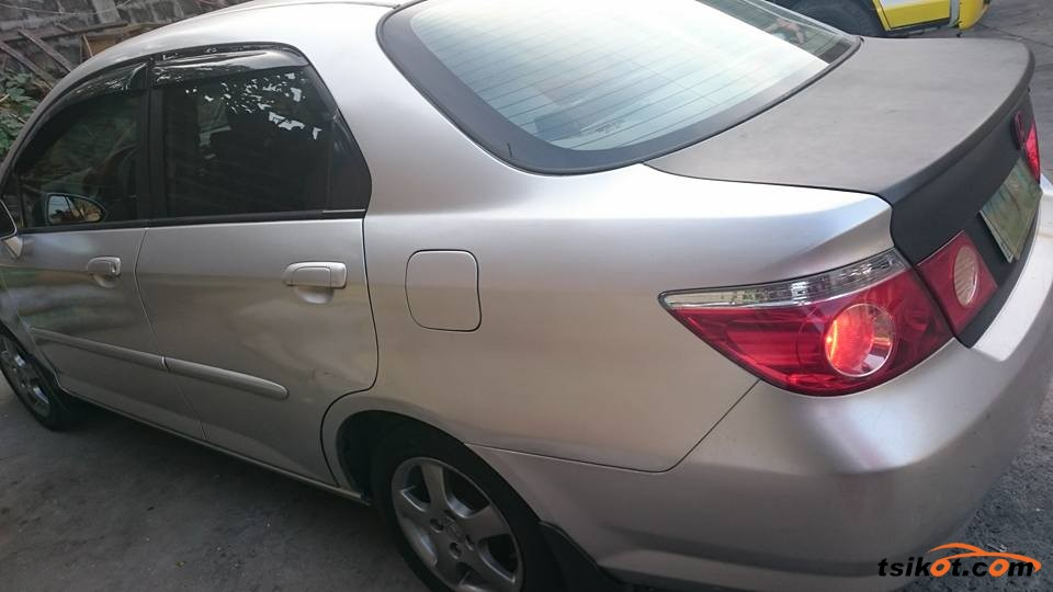 Honda City 2006 - 3