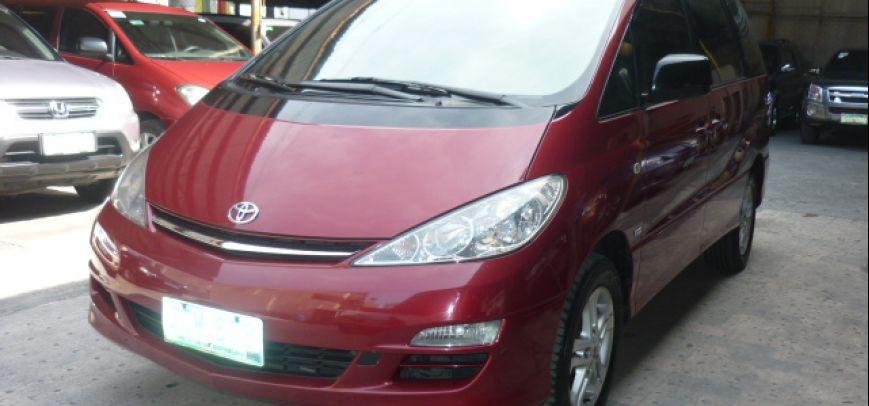 Toyota Previa 2006 - 1