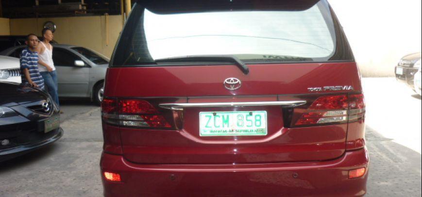 Toyota Previa 2006 - 7