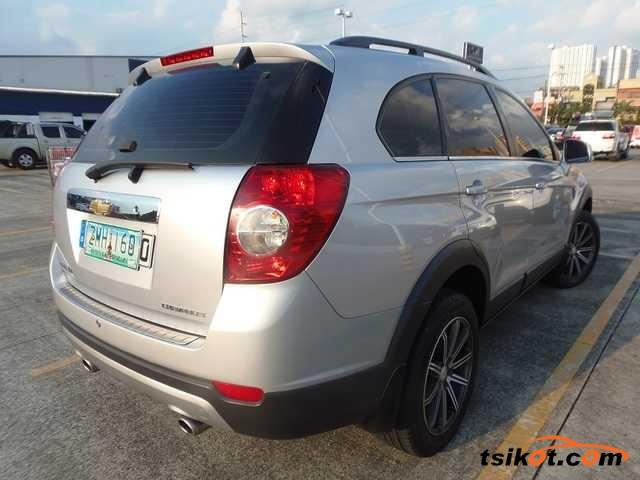 Chevrolet Captiva 2008 - 3