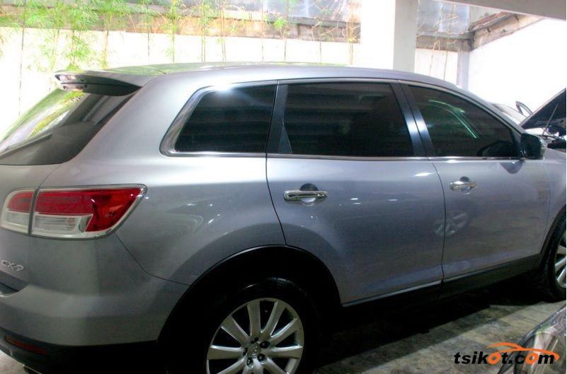 Mazda Cx-09 2013 - 2