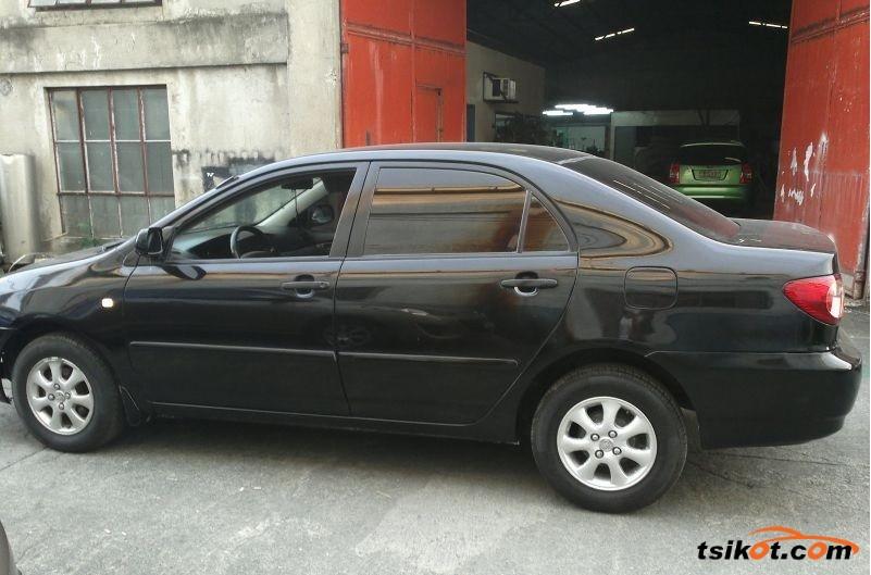 Toyota Altezza 2006 - 3