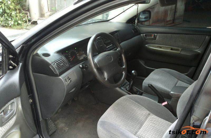 Toyota Altezza 2006 - 4