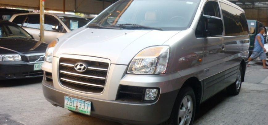 Hyundai G.starex 2005 - 1