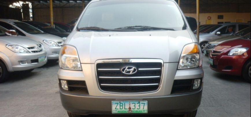 Hyundai G.starex 2005 - 2