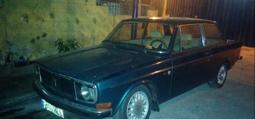 Volvo 164 1971 - 8