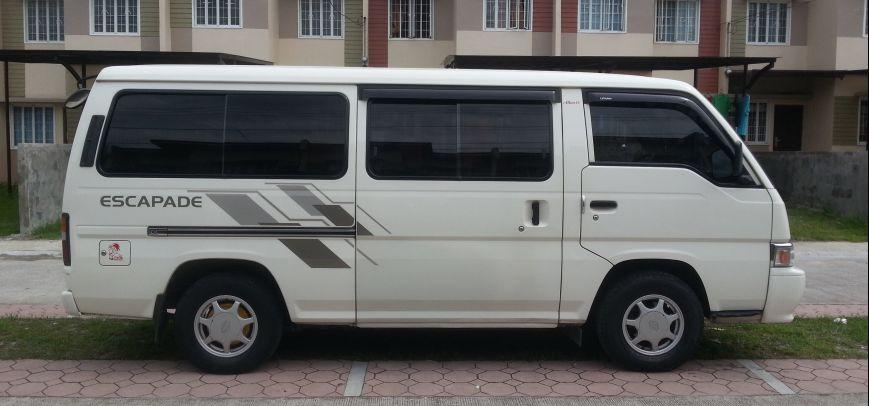 Nissan Escapade 2010 - 1