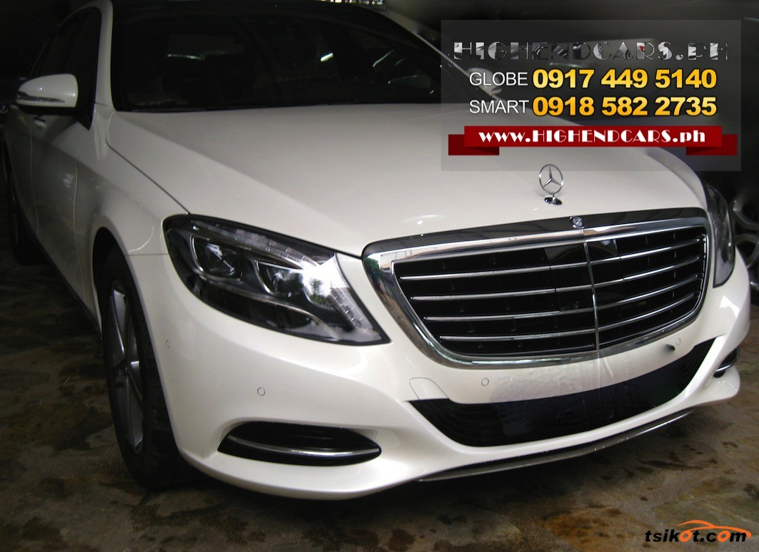 mercedes benz s class 2015 car for sale metro manila philippines. Black Bedroom Furniture Sets. Home Design Ideas