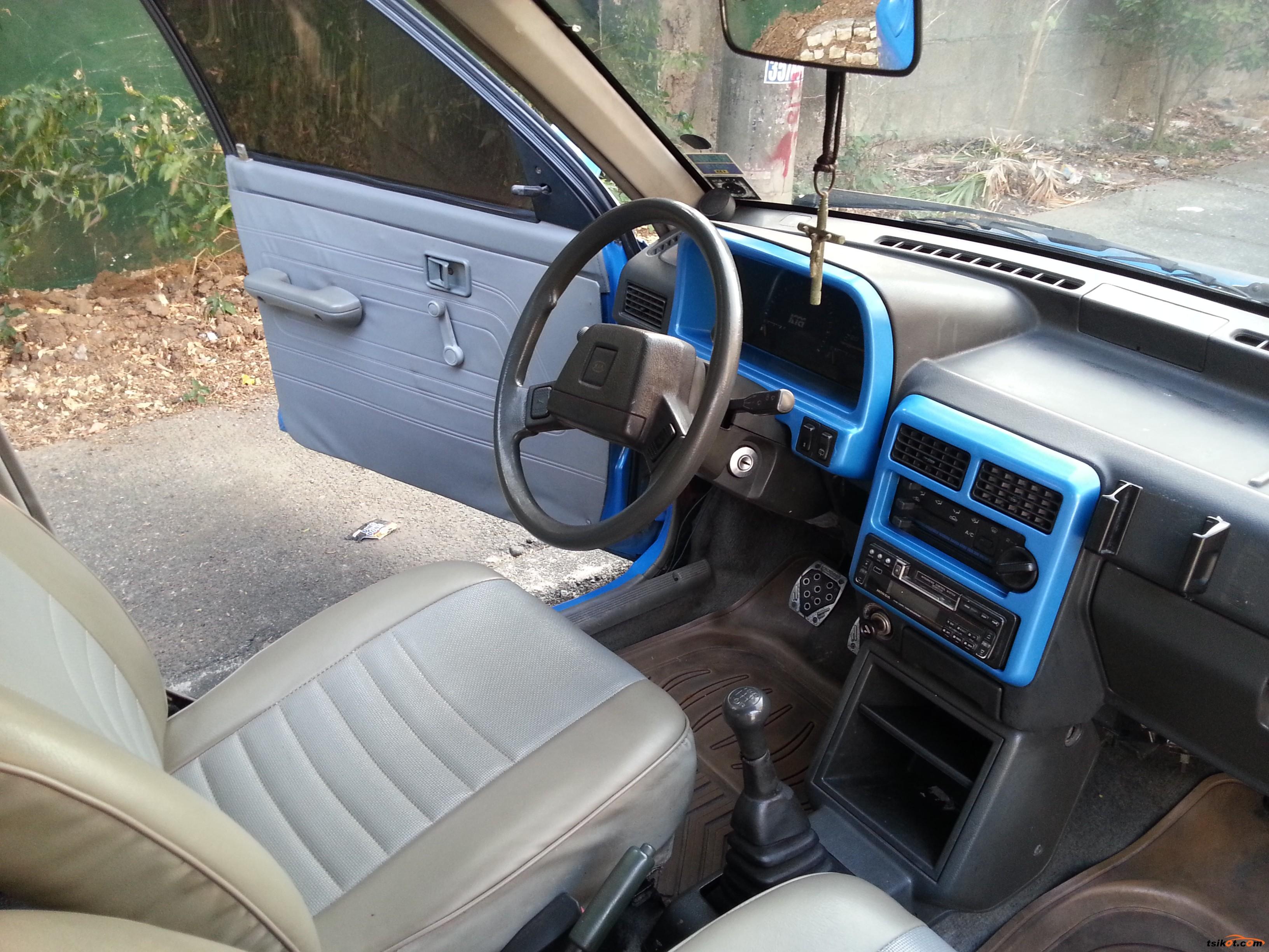 Kia Pride Wagon 1999 - 5