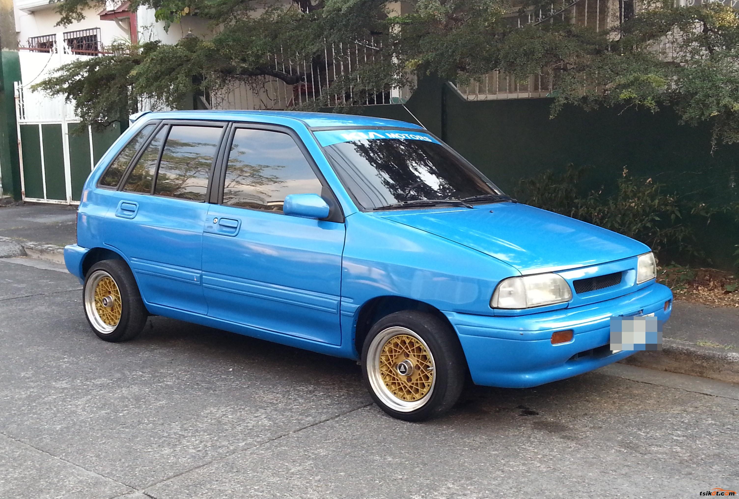 Kia Pride Wagon 1999 - 9